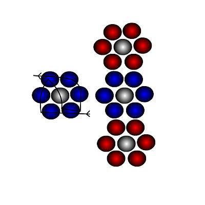 Схема плетения браслета Цветочек