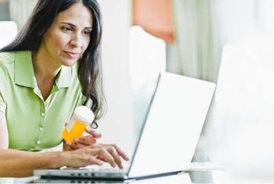Выбор медикаментов онлайн