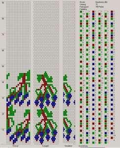 Программа для плетения украшений из бисера