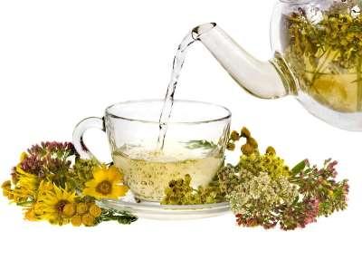 Травяные чаи вкусны и полезны