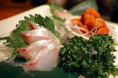 Японская диета на морепродуктах