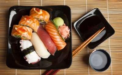 Суши для вечеринки